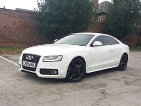 Audi s line a5 fully loaded