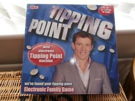 Tipping Point Game (used once)