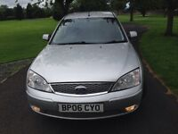 "DIESEL""2006 FORD MONDEO 2.0 TDCI ZETEC 6 SPEED 130 BHP IMMACULATE CONDITION"