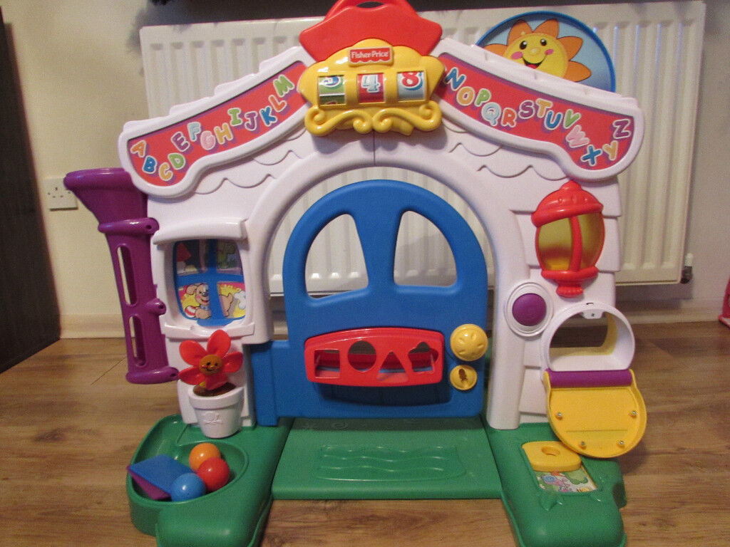 Fisher Price Laugh And Learn House Door In Fakenham Norfolk Gumtree