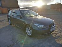 2008 bmw 525 diesel estate new mot £3599