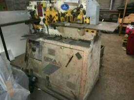For Sale: GEKA Minicrop Ironworker