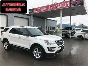2016 Ford Explorer XLT cuir mags 7 places