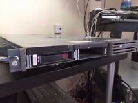LAST ONE! HP Proliant G4p - 2x 3GHz Dual core Xeon - OS OF YOUR CHOICE!