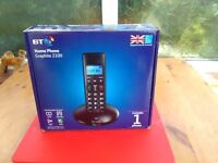BT Home Phone Graphite 2100 Cordless Phone
