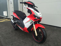 *Brand New* Neco GPX 50LC 2T Sports Scooter 50cc 2 Stroke - Finance & Nationwide Delivery Available!