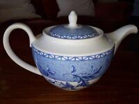 Wedgwood Tea Pot