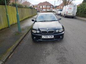 BMW 330CI 2005 AUTO