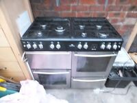 Calor gas range cooker