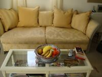 Lovely 3 Seater Feather Sofa