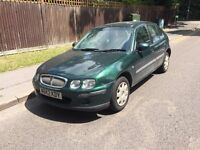 Rover 25 for sale, very long MOT, drives good.