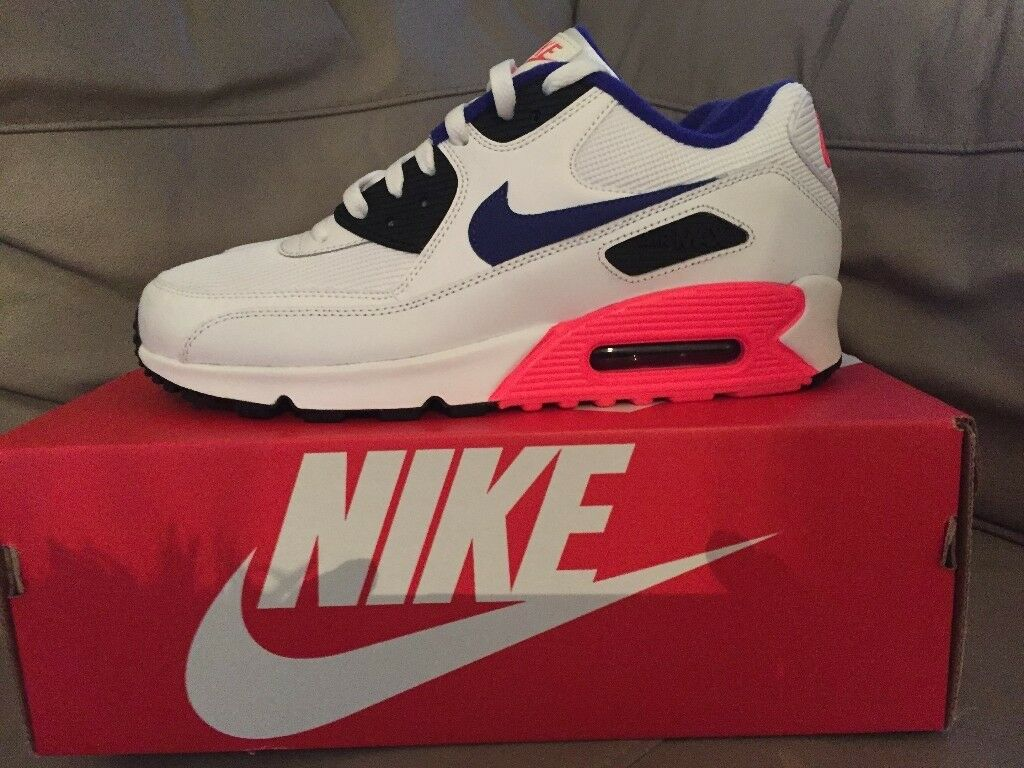 Genuine Mens size 9uk Nike air max 90 Ultramarine Trainers 537384 ... eedc2f8e6