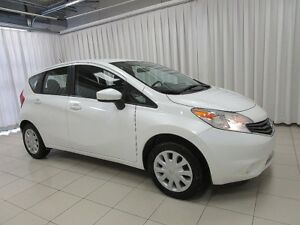 2016 Nissan Versa SV NOTE 5DR HATCH