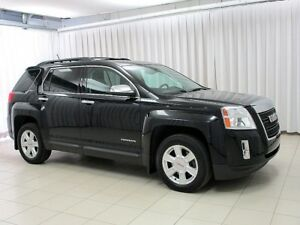 2013 GMC Terrain SLT V6 AWD One Owner!