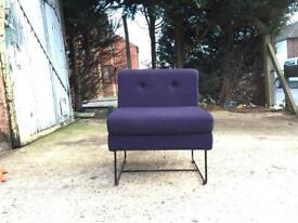 QUANTITY 8 , Dark Purple Sofa by Boss Design FOR SALE