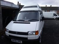 VW Autosleeper Trident 4 Berth, Fiamma Bike Rack, Tinted Windows, LED lights, New MOT, FSH.