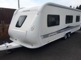 Hobby Caravan 650 Prestige (2012) Like Premium Model. Tabbert/Fendt