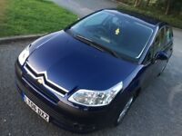 Citroen C4 - 2006 - 1,6i16v SX. Autometic petrol. ( exchange quad )