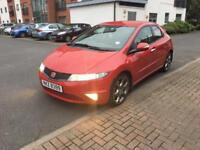 Honda Civic VTEC Sport 1.8, 2 previous owners