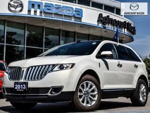 2013 Lincoln MKX | Pano Roof | Navi | Lthr | Rmt Strt | Rear Camera