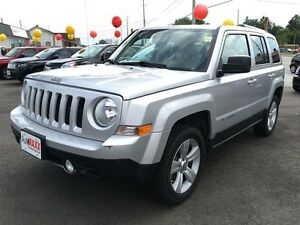 2011 JEEP PATRIOT LIMITED- HEATED SEATS, REMOTE START, LEATHER I