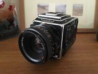 Hasselblad 205 TCC camera complete