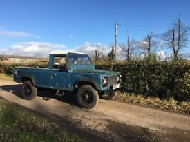 Land Rover Defender 110 1984 300TDI
