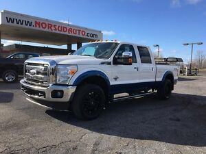 2011 Ford Super Duty F-250 SRW XLT/Lariat/