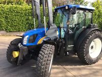 2008 New Holland T4050 DELUXE 'Supersteer' c/w Q30 loader