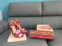 Ravel shoes and matching bag