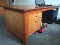 Executive Ben Dawson desk