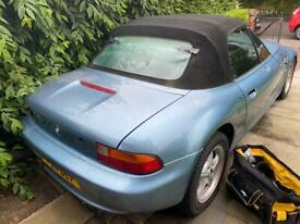 image for Bmw z3 1.9 project