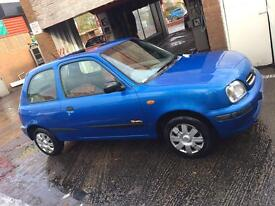 Nissan Micra 1.0 Petrol (6 service stamps & low mileage)