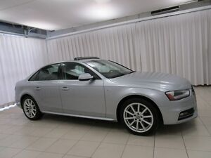2016 Audi A4 CHECK OUT THIS BEAUTY!!!! S line TFSI QUATTRO AWD