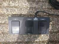 Chauvet Lighting Foot Switch