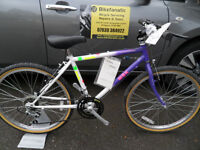 MBK EXPLORER TEENAGERS/SMALL ADULTS RETRO STEEL MOUNTAIN BIKE NOS BRAND NEW LOCATED BRIDGEND AREA