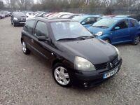 Renault Clio 1.5 dCi Dynamique 3dr. HPI CLEAR. LONG MOT. GOOD CONDITION.