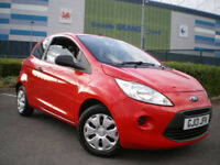 2013 FULL SERVICE HIST FORD KA 1.2 Studio (AUTO STOP/START) 3dr Hatchback * 3...
