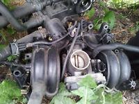 Manifold VW Volkswagen Polo MK3 6N 95-03 engine 1.4 APQ