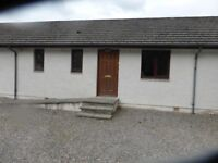 Two Bedroom Unfurnished Bungalow In Drumnadrochit