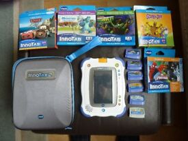 Innotab 2 and games for sale