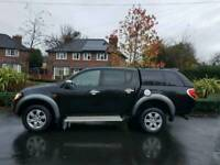 57 Plate Mitsubishi L200 Diamond model. Automatic. Top of the range. Excellent condition. NO VAT!!