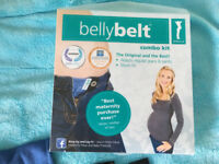 Belly belt combo kit - brand new.