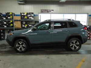 2014 Jeep CHEROKEE 4X4 Trailhawk
