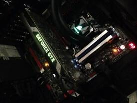 PC HARDWARE i7 3770k, ASUS Maximus MB, 16GB & Watercooling