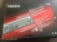 Clarion Car Radio / CD Player