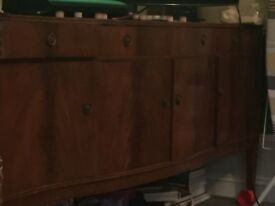 Cherrywood sideboard for sale