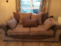 4 seater and 3 seater sofa from sofolagy