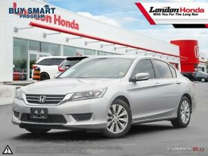 2014 Honda Accord LX One owner vehicle, Clean CarProof report...