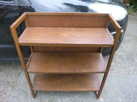 Utility Shelving Unit Dark Colour 690mm Wide Weymouth